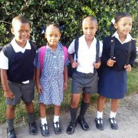 Pikkewyntjies Graduates First Day of School